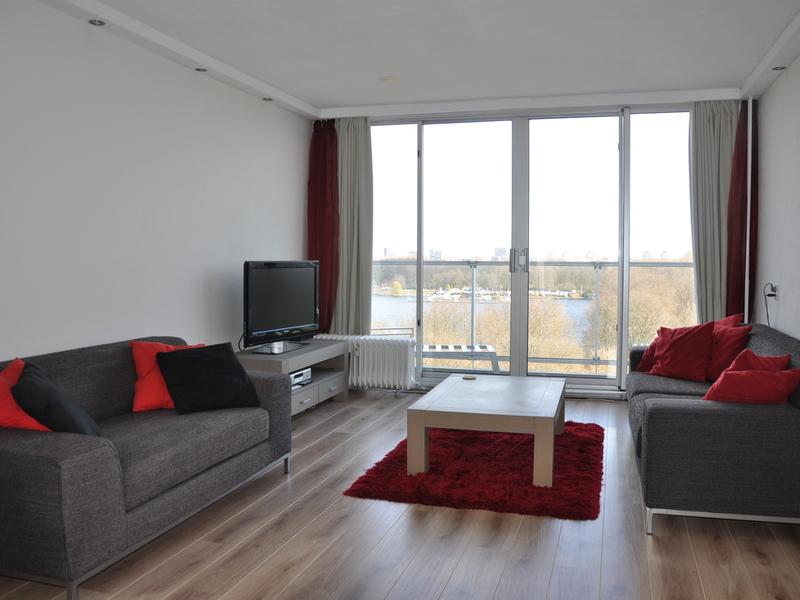 Apartment Nicolaas Anslijnstraat in AMSTERDAM