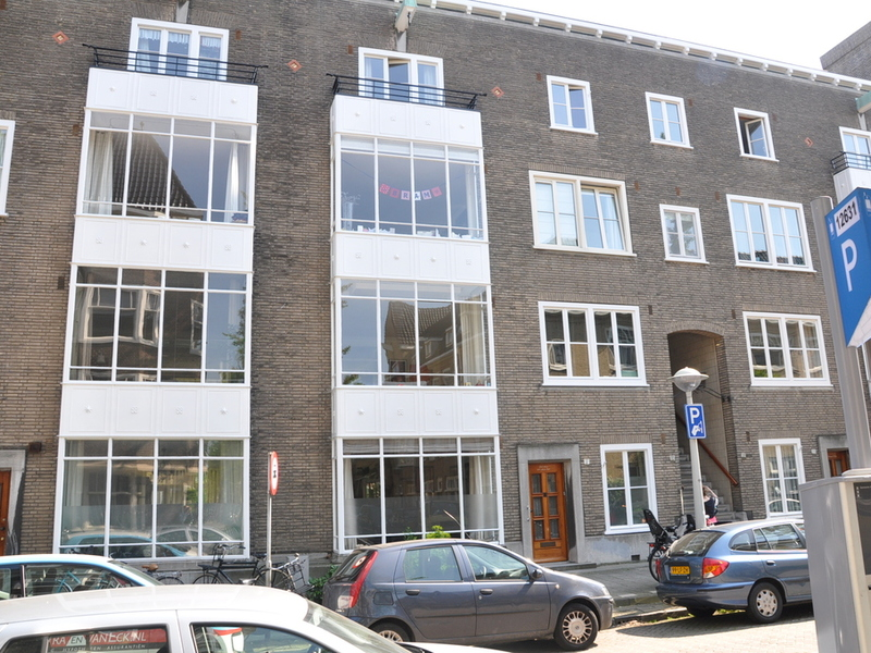 Apartment Cliostraat in AMSTERDAM