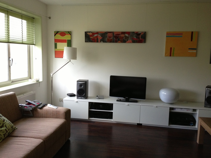 Sunny fully furnished apartment short term