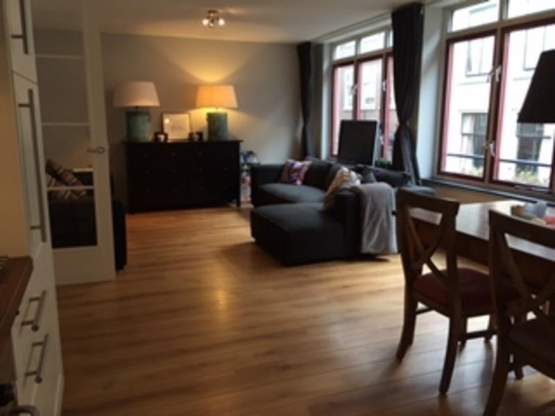 Spacious luxurious apartment